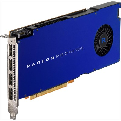 AMD 100-505826 Radeon Pro WX 7100 Graphics Card