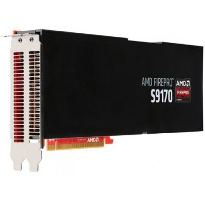 AMD 100-505932 FirePro S9170 Server 32GB Graphic Card