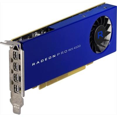 AMD 100-506008 Radeon Pro WX4100 Graphics Card