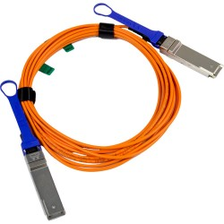 ATTO CBL-0310-005 Active Fibre QSFP 5 Meter Ethernet Cable