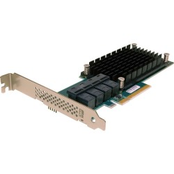 ATTO ExpressSAS H120F 16-Port Internal Host Bus Adapter ESAH-120F-000