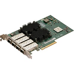 ATTO FastFrame NS14 Quad Channel x8 PCIe 2.0 to 10Gb Ethernet