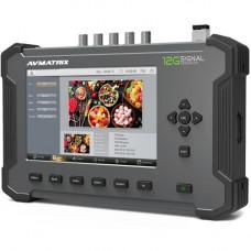 AVMATRIX PG4K 12G-SDI & 4K HDMI2.0 Pattern Generator