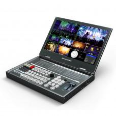 AVMATRIX PVS0615 Portable 6 Channel Multi-format Video Switcher
