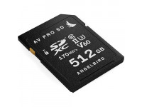 Angelbird AVpro SD 512GB V60 Memory Card