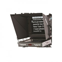 """Autoscript 15"""" High-Bright LED Teleprompter Molded Hood"""