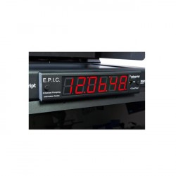 Autoscript E.P.I.C. Timecode Display Unit CLOCKPLUS-E