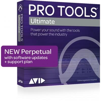 Avid Pro Tools Ultimate Perpetual License 9935-71832-00