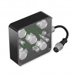 Banner LEDWA70XD5-XQ Rectangular Area Light