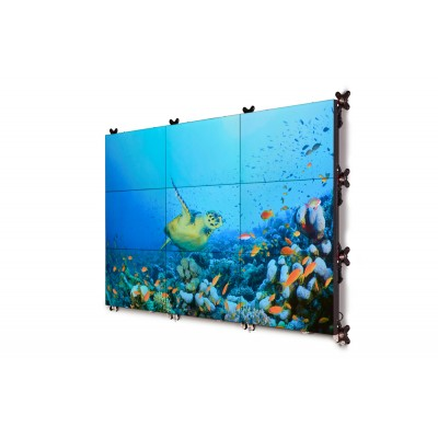 "Barco UniSee 8000 55"" Bezel-Less Tiled LCD 1080p Display R9849347B"