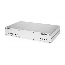 Barix Exstreamer 1000 Professional Mulitprotocol IP Audio de-Encoder Balanced Audio 2007.9077