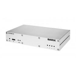 Barix Exstreamer 500 Professional Multiprotocol IP Audio de-encoder 2010.9096