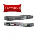 Blackmagic Design ATEM Production Studio 4K and HyperDeck Studio 12G Bundle