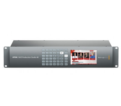 Blackmagic Design ATEM 2 M/E Production Studio 4K SWATEMPSW2ME4K