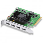 Blackmagic Design DeckLink Quad HDMI Recorder BDLKDVQDHDMI4K