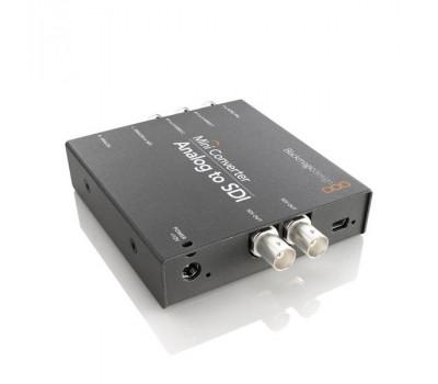 Blackmagic Design Mini Converter Analog to SDI 2 CONVMAAS2