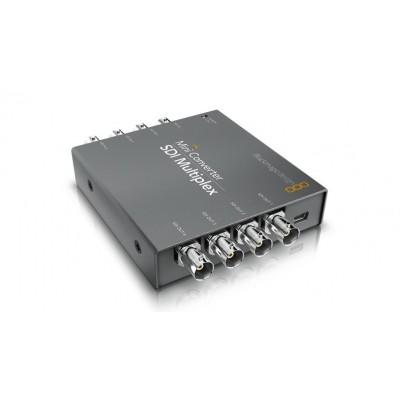 Blackmagic Design Mini Converter SDI Multiplex 4K CONVMSDIMUX4K
