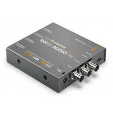 Blackmagic Design Mini Converter Audio to SDI 4K CONVMCAUDS4K