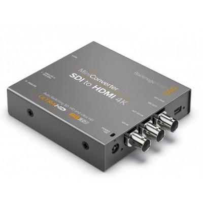 Blackmagic Design Mini Converter SDI to HDMI 4K CONVMBSH4K