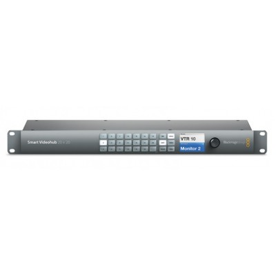 Blackmagic Design Smart Videohub 4K 20x20