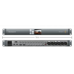 Blackmagic Design UltraStudio 4K/2 Thunderbolt 2