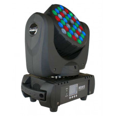 Blizzard Blade RGBW LED Moving Head Fixture
