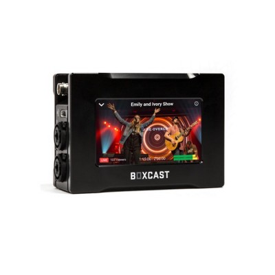 BoxCast BoxCaster Pro Streaming HEVC Encoder