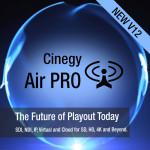 Cinegy Air PRO Bundle PRO386 Playout Automation Solution