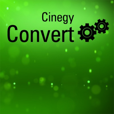 Cinegy Convert PRO Server-based Transcoding Batch Processing
