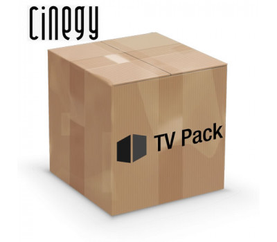Cinegy TV Pack Bundle PRO429 Pixel-Perfect Broadcast Delivery