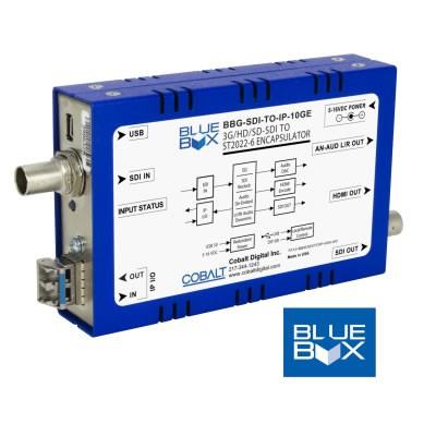Cobalt Digital BBG-SDI-TO-IP-10GE SDI to IP Converter