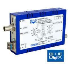 Cobalt Digital BBG-SFP-SXH Flexible Video SFP Platform