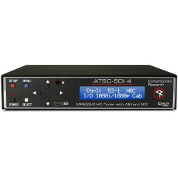 Contemporary Research ATSC-SDI 4 HDTV Tuner