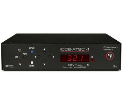 Contemporary Research ICC2-ATSC4 HDTV Tuner Controller