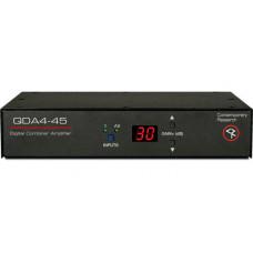 Contemporary Research QDA4-45 RF Distribution Amp Combiner