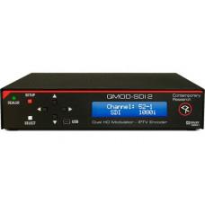 Contemporary Research QMOD-SDI 2 HDTV Modulator IPTV Encoder