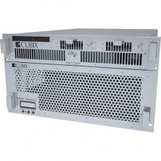 Cubix Linux2U Rackmount 8 4U Base Model SYNL642R845B-21