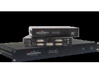 Datapath x4-1U Rack Mountable Display Wall Controller