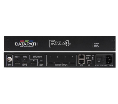 Datapath FX4 HDCP Video Wall Controller
