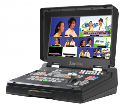 Datavideo HS-1300 Multi-Channel Mobile Studio