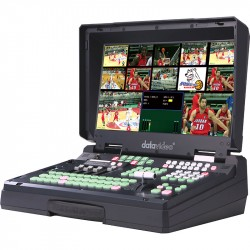 Datavideo HS-600 SD 8 Channel Mobile Video Studio