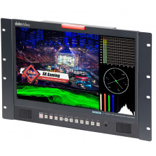Datavideo TLM-170VR ScopeView Production Monitor Rack Mount