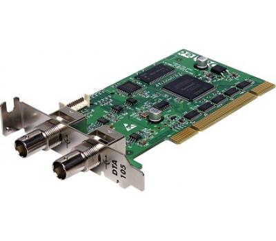 DekTec DTA-2138B-SX DVB-C2/DVB-T2/ISDB-T Receiver StreamXpert