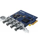 DekTec DTA-2144B-SLP Quad ASI/SDI
