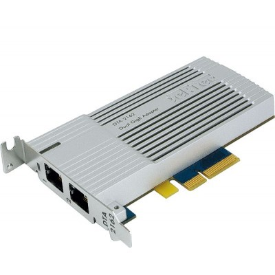 DekTec DTA-2162-SXP Dual Gigabit Ethernet Adapter