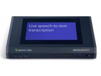 Epiphan LiveScrypt ESP1556 Real-Time Automatic Transcription