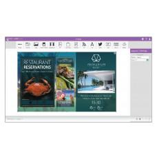 Exterity AvediaServer m8115 ArtioSign Digital Signage Software Module