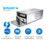 G-Technology G-RAID 20TB Thunderbolt USB 3.0 0G05012