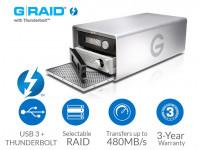 G-Technology G-RAID 20TB Thunderbolt USB 3.0 0G05012