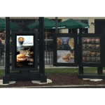 "Global Display Solutions MIDAS 55"" Landscape Outdoor Display G5500055"